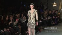 Fashion Week Julien Macdonald London Fashion Week Autumn Winter 2014-15