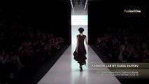 Full Shows Fashion Lab by Slava Zaitsev Mercedes-Benz Fashion Week Russia Autumn Winter 2014-15 Part 2
