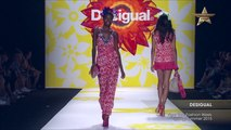 Fashion Week From The Runway DESIGUAL New York Fashion Week Spring Summer 2015