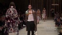 Fashion Week Burberry Prorsum London Fashion Week Autumn Winter 2014-15