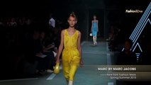 From the Runway Marc by Marc Jacobs New York Fashion Week Spring Summer 2015