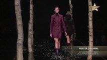 Fashion Week Hunter Original London Fashion Week Autumn Winter 2014-15