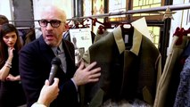 Designers ANTONIO MARRAS Milan Menswear Collection Autumn Winter 2014-15