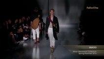 Men Gucci Milan Menswear Collection Spring Summer 2015
