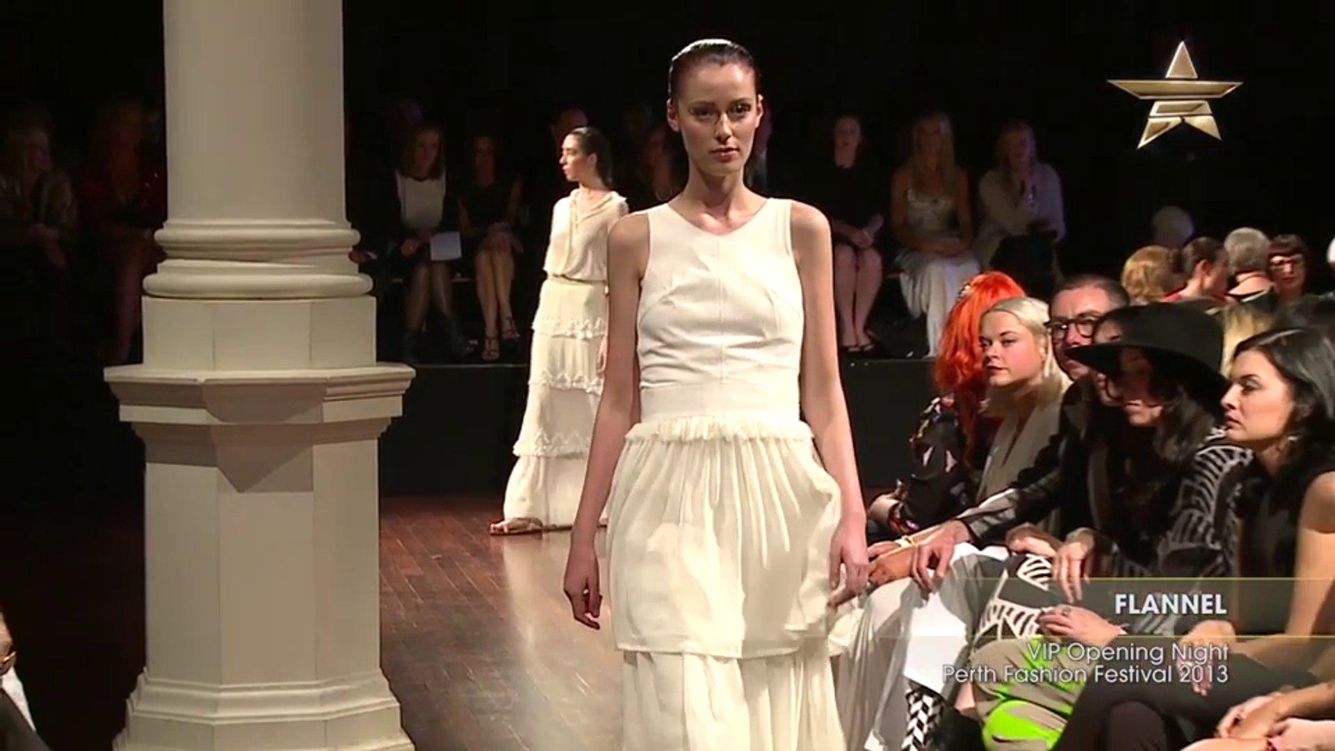 Fashion Week FLANNEL Perth Fashion Festival 2013