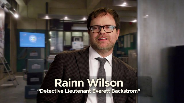 BACKSTROM   Black Tie Invited from  Give 'Til it Hurts    FOX BROADCASTING