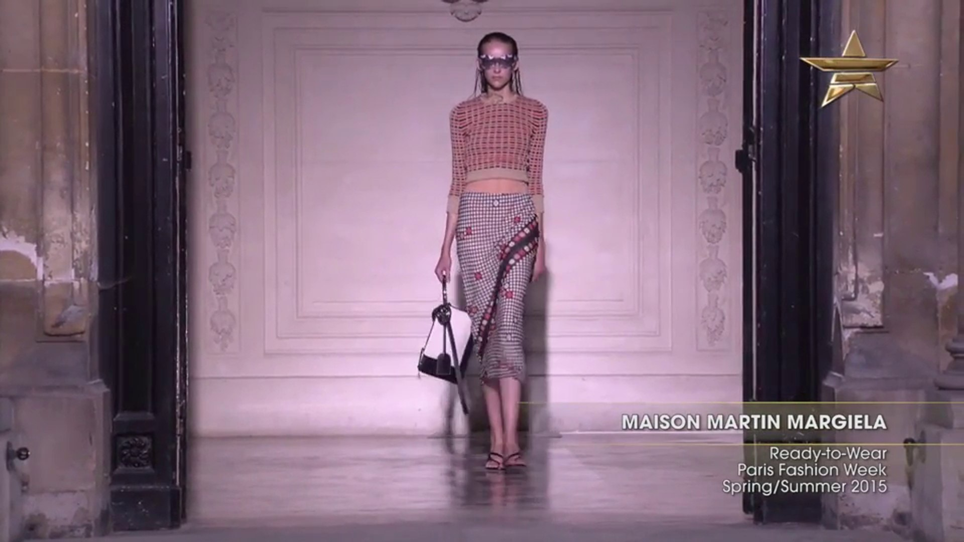 Fashion Week From The Runway Maison Martin Margiela Ready To Wear Paris Fashion Week Spring Summer 2015