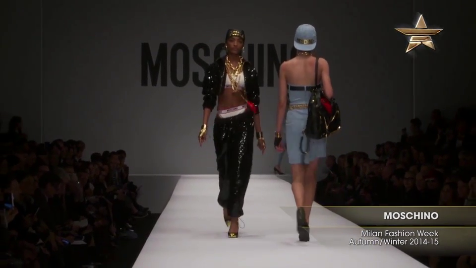 Fashion Week Moschino Milan Fashion Week Autumn Winter 2014-15