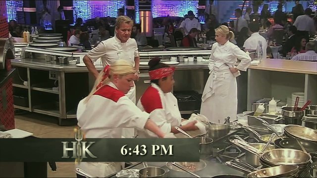 HELL'S KITCHEN   A Nightmare Coming True from  14 Chefs Compete    FOX BROADCASTING