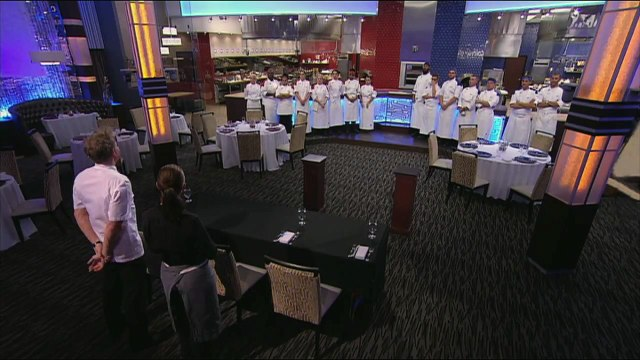 HELL'S KITCHEN   Battle Of The Pizza from  15 Chefs Compete    FOX BROADCASTING