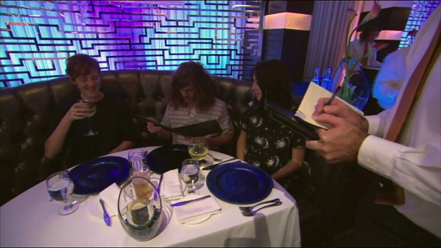 HELL'S KITCHEN   Blake Anderson Dines In Hell's Kitchen from  17 Chefs Compete    FOX BROADCASTING