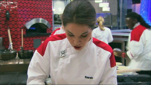 HELL'S KITCHEN   Cheese Battle from  14 Chefs Compete    FOX BROADCASTING