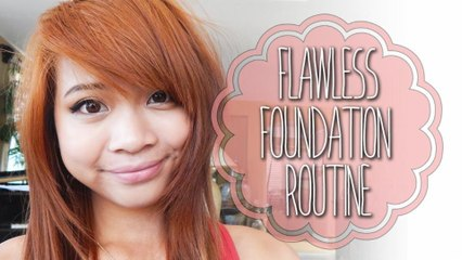 Flawless Foundation for Radiant Skin | Hellosharla