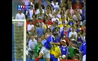 Finale 1998 France 3-0 Brésil Résumé