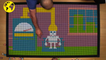 Du stop motion en Rubik's Cube, un étrange caméléon et des robots danseurs  : tour du monde des vidéos de la semaine