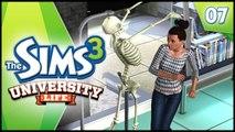 STUDYING SUCKS! - Sims 3 University Life - EP 7