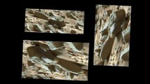 Mars Curiosity Rover Telegraph Peak Anomalies - March 2015
