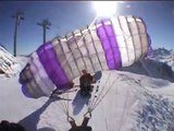 Extreme Alpine Speed Paragliding