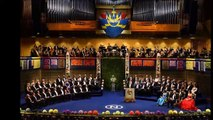 Swedish and Norwegian royal families have attended the Nobel prize ceremonies in Oslo and Stockholm