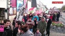 Landivisiau (29). 700 manifestants contre la centrale au gaz