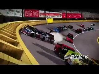 NASCAR The Game 2015 Trailer