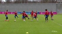 Le toro démentiel du Bayern Munich !
