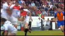 Matt Giteau Tribute Toulon 2