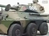 PTL-02 PTL02 assault gun tank destroyer wheeled armoured vehicle China Chinese Army Recognition