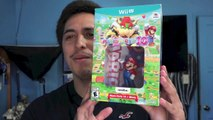 Mario Party 10   Super Mario Amiibos Wave 1 Unboxing! (Mario, Luigi, Toad, Yoshi, Peach, Bowser)