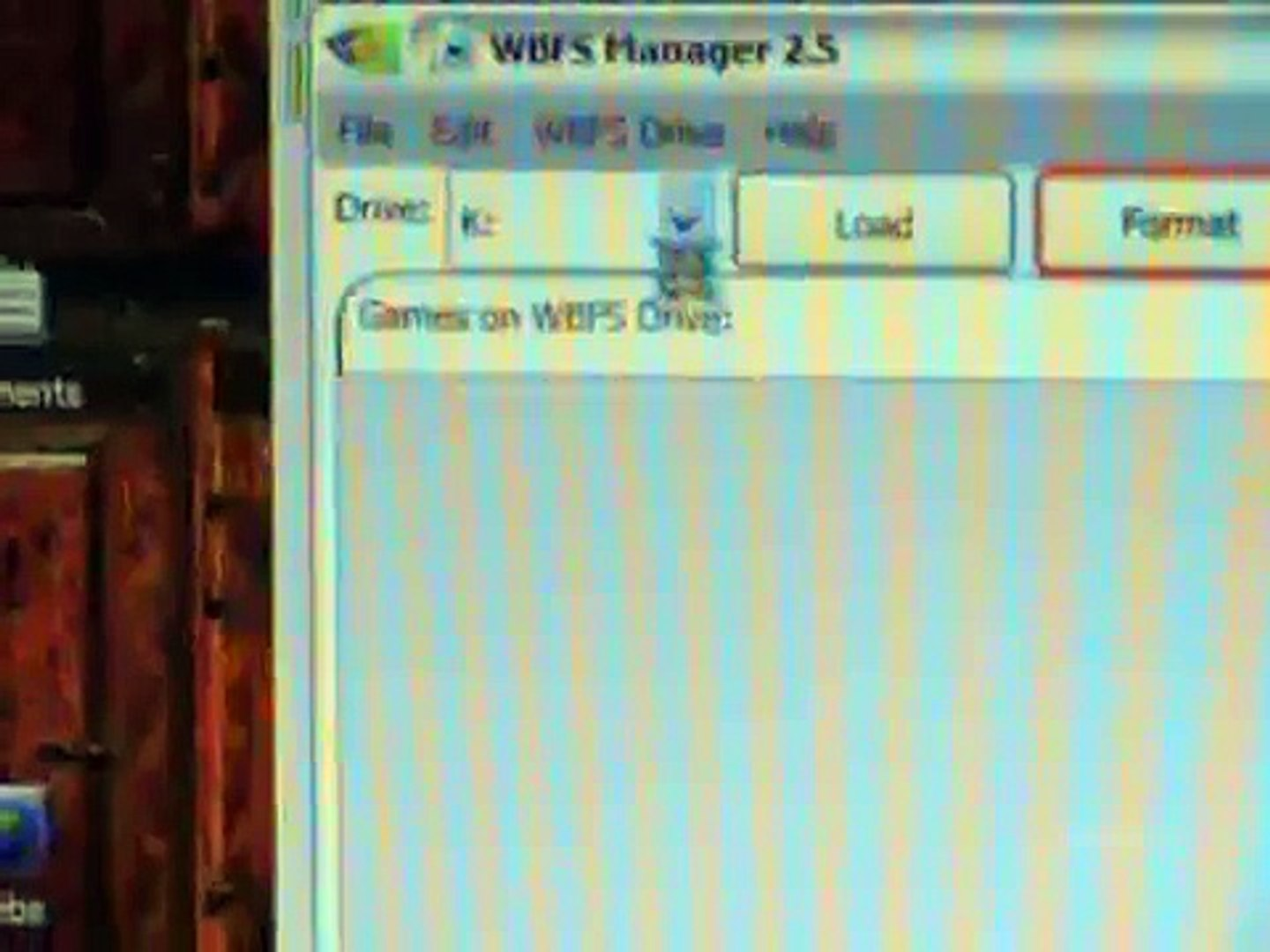 Wii USB loader WBFS game install tutorial!