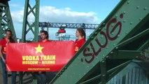 Hot Chicks | Soviet Train Chicks on the Trans-Siberian-Train | www.HashTravel