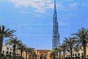 Burj Khalifa  Downtown Dubai   Fully Furnished  w/ Dubai Fountain View