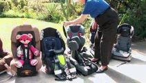 What are the different styles of booster seats available?: Car Booster Seats