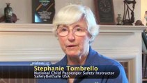 How can my child travel safely if he can slip out of his safety belt?: Child Travel Vests
