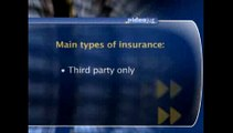 What different types of car insurance policies are there?: Types Of Car Insurance Cover