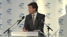 Archive - Colloque à l'Ecole des Mines : discours de clôture d'Arnaud Montebourg