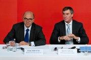Archive - Projet de loi de finances 2013 : Conférence de presse