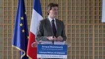 Archive - 16/10/2012 - Réunion du Comité des métaux stratégiques (COMES)