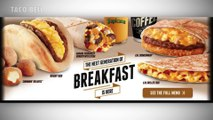 McDonalds-Taco Bell Media War Heats Up With New Biscuit Taco