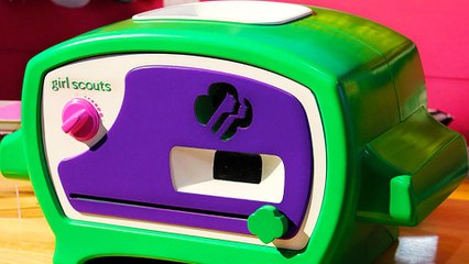 Make Girl Scout Cookies All Year Round With The New Girl Scout Cookie Oven!