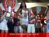 Respect Samba Dance True Brazil Carnival Dancing Rio Brazil Dancing at Estácio de Sá Samba School