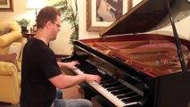 Música dos Cavaleiros do Zodiaco - Saint Seiya on piano - Pegasus Fantasy