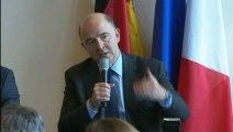Archive - Intervention de Pierre Moscovici à l'issue du Conseil économique et financier franco-allemand