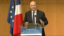 Archive - Intervention de Pierre Moscovici au colloque sur la transposition des nouvelles directives européennes sur la commande publique