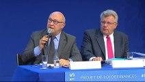 Archive - Conférence de presse du Projet de loi de finances pour 2015