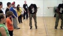 PARIS DANCE SCHOOL - Formation Professionnelle Danseur Chorégraphe à la scène spéialisée Hip Hop