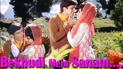 """Bekhudi Mein Sanam"" | Evergreen Love Song | Babita | Shashi Kapoor"