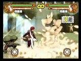 Naruto: Narutimate Hero 3 Gaara vs Gaara