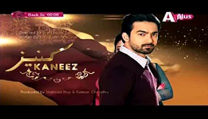 Kaneez Episode 64 Full on Aplus in High Quality 11th April 2015