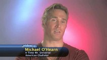 What are the responsibilities as captain of your 'American Gladiators'?: Michael O'Hearn- American Gladiator